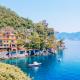 Villa au bord de la mer sur la Côte d'Azur